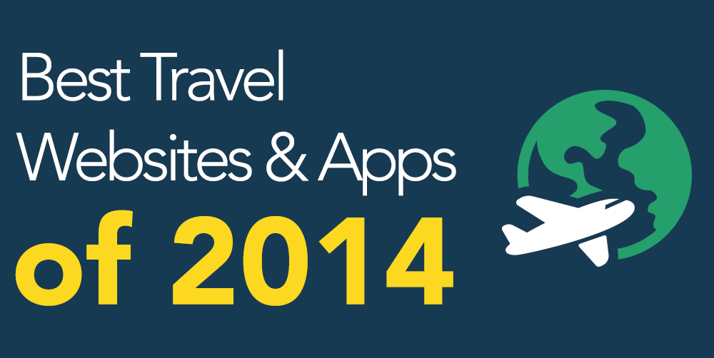 Best Travel Websites & Apps of 2014